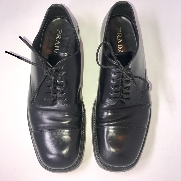Men Prada Dress Shoes | Poshmark
